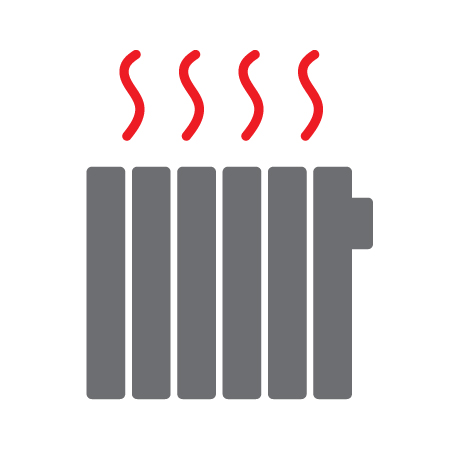 Power Flushing Navan Ireland radiator